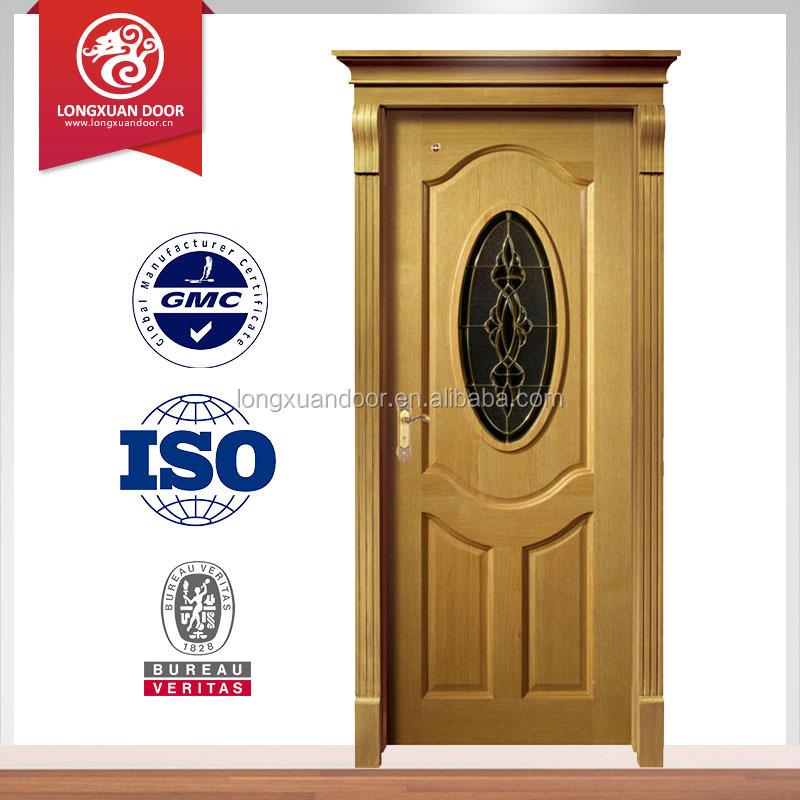 고급 나무 문 디자인 유리/ 패션 스타일의 목조 문 디자인-문 ...