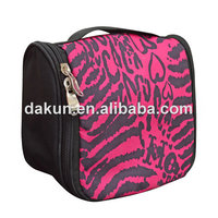 Wholesale pattern travel wash bag