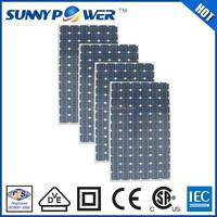 The hot sale 260W mono solar panel