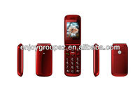 """2.2"""" Flip GPRS Cell phone for old man"""