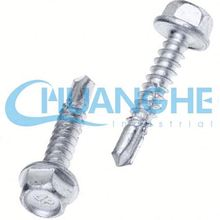 Dongguan fastener manufacturers offer a variety of high-quality low-cost din571 self tapping wood screw