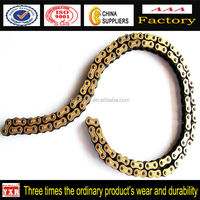 Factory Direct Selling Motorcycle Transmission Chain, Best Quality 45 Mn Motorcycle Chains (420 428 428H)
