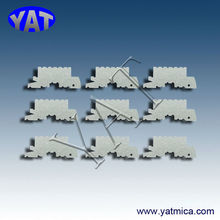 Mica laser cutting processing hot plate spare parts