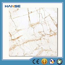 HS637GN factory direct sale decor porcelain polished tiles with prices