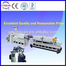 double wall corrugated hdpe pipe extrusion machine/line