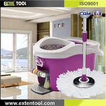 Alça telescópica rotação Mop chão máquina