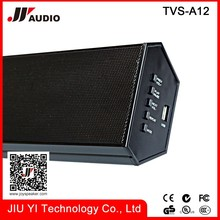 Bluetooth Ultra-thin wall-mountable Soundbar 2.0 stereo sound bluetooth home theater music system