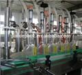 fabricación de máquina totalmente automática de llenado de aceite de palma con el CE