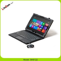 2015 wireless bluetooth keyboard with magnet for Microsoft Surface Pro 3 12.2 inch, bluetooth keyboard for windows 12.2 inch