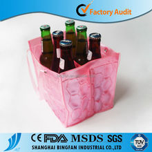 Hot Sale Customized Wine bottle cooler, bottle ice cover for keep the wine fresh