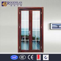 ROGENILAN indian door design interior double french door glass panels inserts