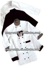 de la manera chef uniformes chef chaqueta uniforme 15