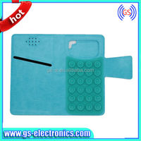 Wholesale Universal Size Cell Phone Leather Covers Accessories for Mobile