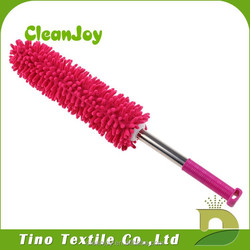 car cleaning products,polyester chenille duster