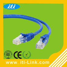High quality cat6 cable with RJ45 connectors