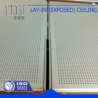 cheap building materials for 575*575 ceiling tile