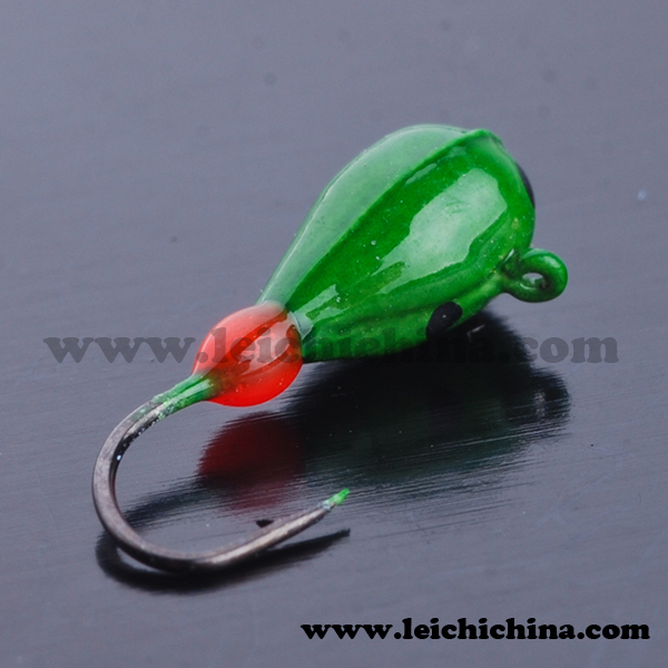 wholesale ice fishing tackle tungsten ice jig buy