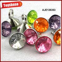 Kids toy plastic crown ring
