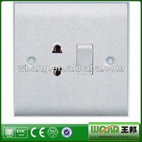Wholesale 1 Gang 2 Pin Electric Switch And Socket