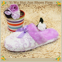 Terry Thong Slippers Woman'S Cotton Toweling Slippers