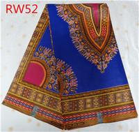 Free shipping african wax print fabric cotton real wax fabric hollandais super wax fabric