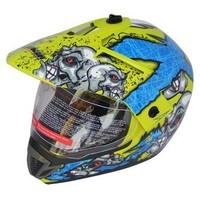 DOT standard motorcycle casco ATV motocross helmet
