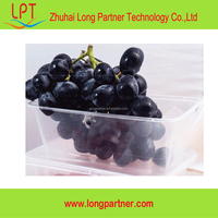 alibaba china PP disposable plastic food packaging box