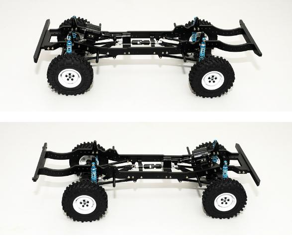 Rock crawler chassis for sale - Lookup BeforeBuying