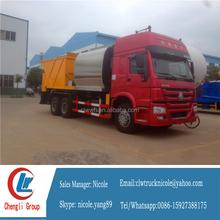 Asphalt Chipsealer road repair truck