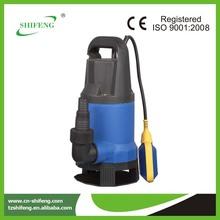 new design auto switch submersible water pump garden mini pump water pump