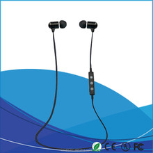 Wired inearphone with Bluetooth 4.1 noodle wireand black with grey colors