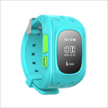 China Best selling kids tracker watch Q50 / LBS GPS Tracking smart watch for IOS