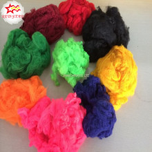 Dope dyed 12d regenerated PSF recycled PET FIBER Polyester Staple Fiber