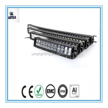 50inch 288w 24480LM 4x4 curved off road led light bar for trucks