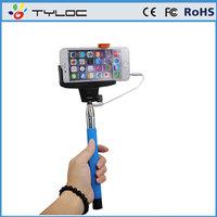 Big Clip Audio Cable Selfie Stick monopod Z07-5 Plus for Mobile Phone