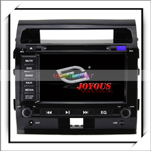 In Dash Touch Screen 2 Din Car DVD Player For Car Multimedia Entertainment For Toyota Land Cruiser