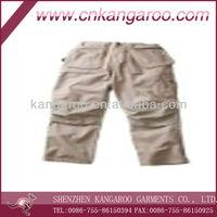 Men workwear pants/cargo pants/casual pants