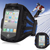 waterproof Mesh sport Armbands phone bag For Iphone 4/4S