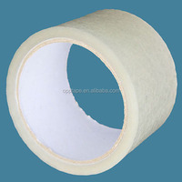 box package good tensile self adhesive printed bopp packing tape double sided tape silicone adhesive