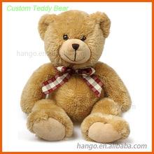 Mini Valentine Plush Bear With Heart
