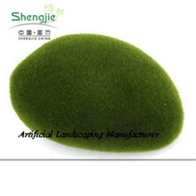 three shapes Assorted Moss Stone Artificial Moss