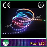 New design ! 60leds/m ws2812b high aluminum led pixel light strip