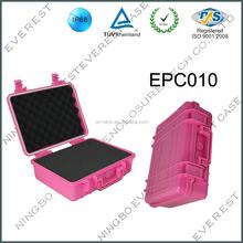 Samll size waterproof plastic equipment case,medical equipment case