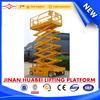 SJPT Mobile Scissor lift Manufacture Self-propelled hydraullic lift platform