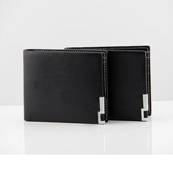 stock price men genuine leather wallet leather men wallet purse