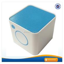 AWS1111 Cube Portable Wireless Mini Bluetooth Speaker With FM Radio