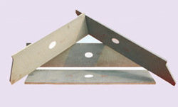 rubber brake friction board for tamping machine