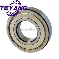 Deep groove ball bearing 6301ZZ, 6301 ZZ, 6301 2Z/2ZR for automation/automated factory/machine/equipment
