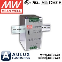 Meanwell DR-120-48 120W 48V 2.5A DIN Rail Ethernet Switch Power Supply