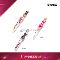 factory outlets eyebrow tweezer with girl or lady
